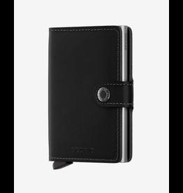 Secrid Secrid Miniwallet - Original Leather Original Black