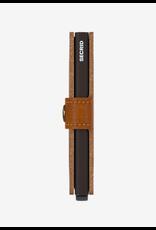 Secrid Secrid Miniwallet - Original Leather Original Cognac - Brown