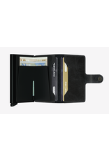 Secrid Secrid Miniwallet - Vintage Leather Vintage Black