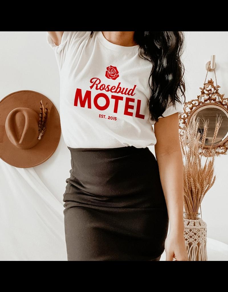 Alley & Rae Rosebud Motel Tee