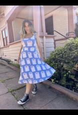 Nooworks Vacation Dress Grumpy Cat