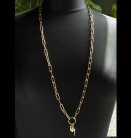 Wybo Snake Charmer Necklace