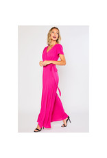 Bluivy Pink Flamenco Dress
