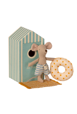 Maileg Little Brother Beach Mouse