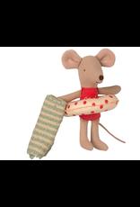 Maileg Little Sister Beach Mouse