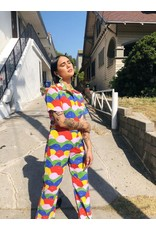 Nooworks Coveralls Rainbow Lumps