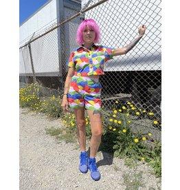 Nooworks Western Shorts Rainbow Lumps