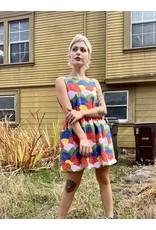 Nooworks Big Pocket Rainbow Lumps Dress