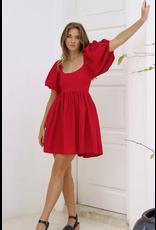 Bali Elf Strawberry Fields Dress