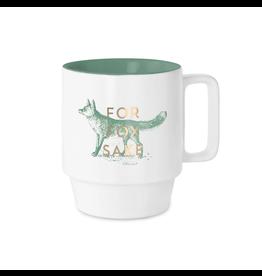 design works For Fox Sake Mug