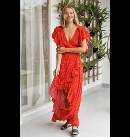Bali Elf Carmen Maxi Dress