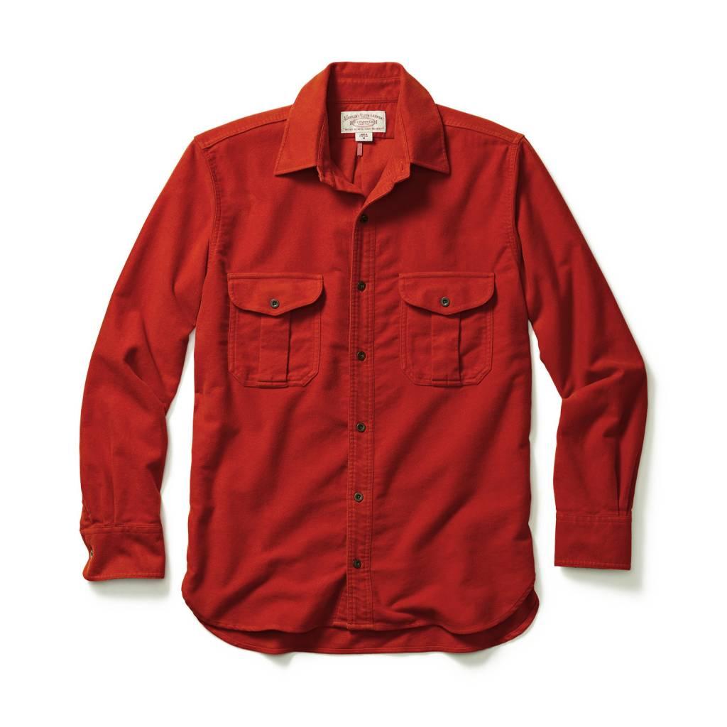 Moleskin Seattle Shirt
