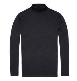 Scotch & Soda Merino Wool Turtleneck