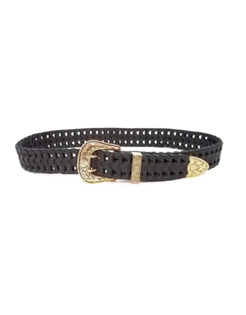 B-Low the Belt Frank Link Belt