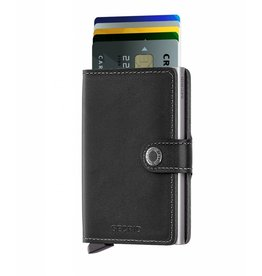 Secrid Secrid Miniwallet - Original Leather