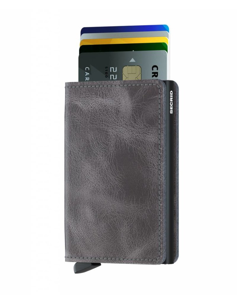 Secrid Secrid Slimwallet - Vintage Leather