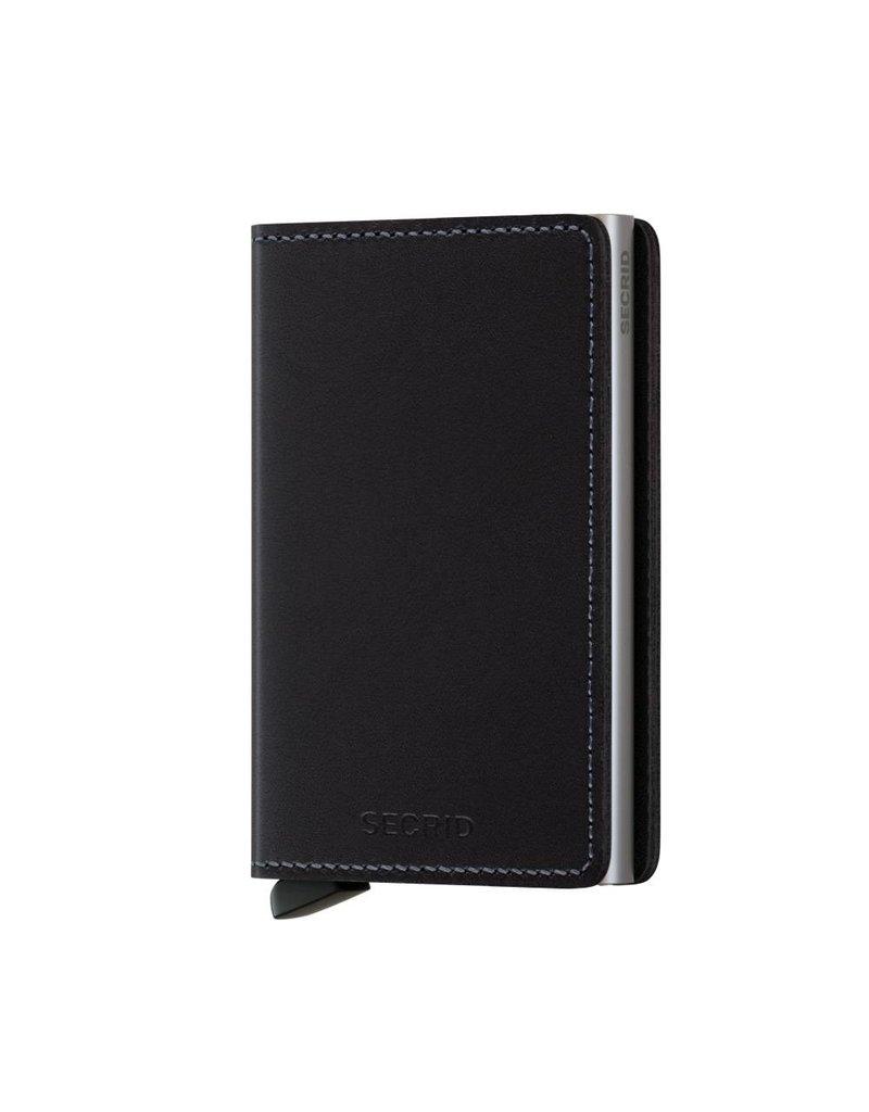 Secrid Secrid Slimwallet - Original Leather