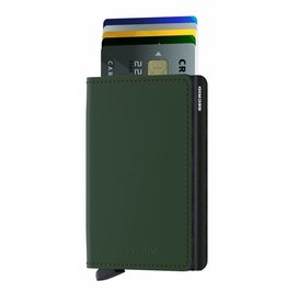 Secrid Secrid Slimwallet - Matte Leather