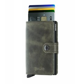 Secrid Secrid Miniwallet - Vintage Leather