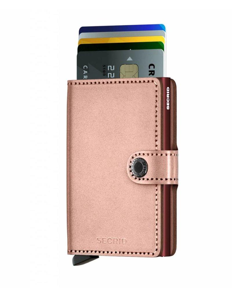 Secrid Secrid Miniwallet - Specialty Leather