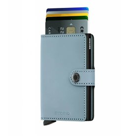 Secrid Secrid Miniwallet - Matte Leather