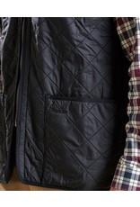 Barbour Polarquilt Waistcoat Vest Zip In Liner