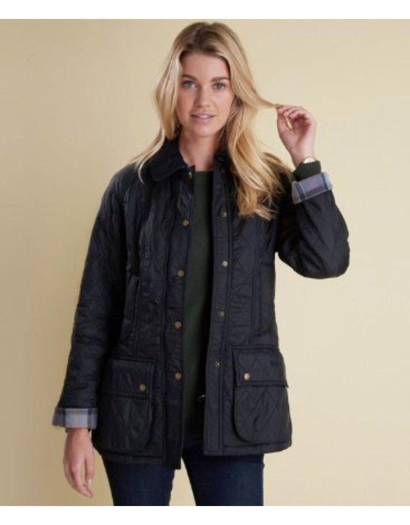 Barbour Beadnell Polarquilt Quilted Coat