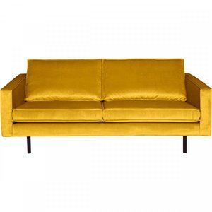 Riverdale Couch yellow