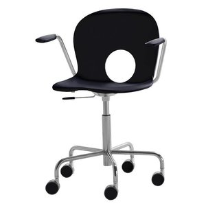 Riverdale Bureaustoel design black