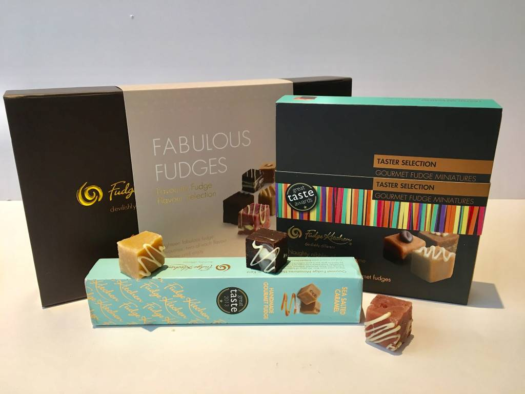 Artisanal Fudge - Taster Selection 9pcs