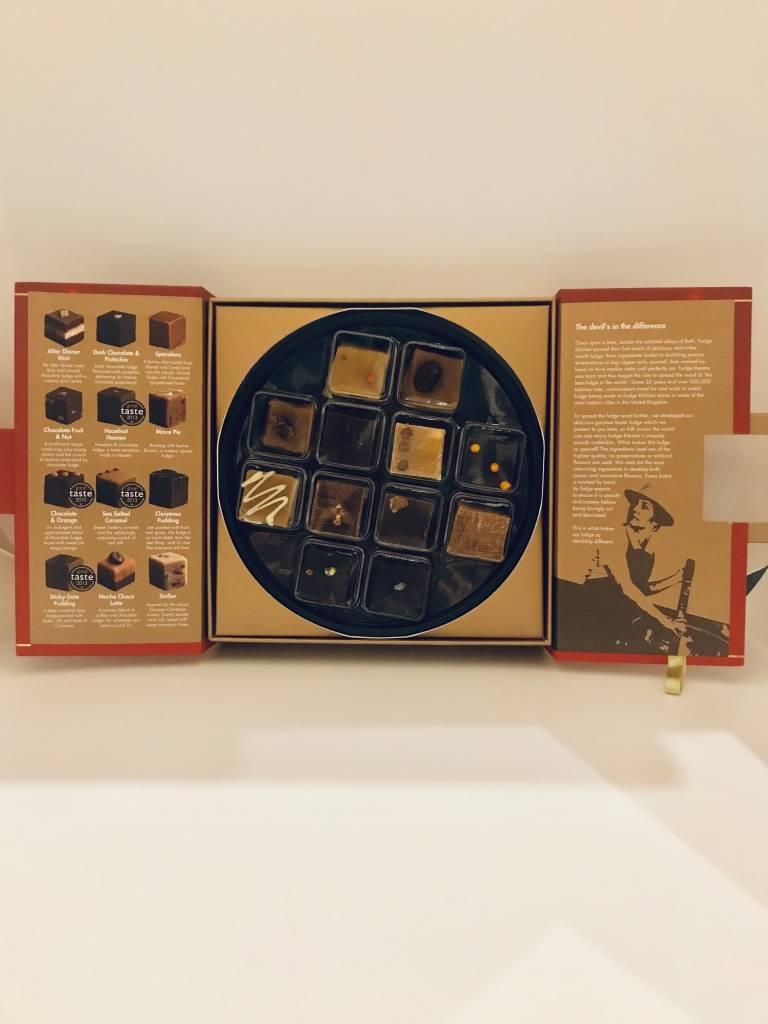 Artisanal Fudge - 12 Flavours XMAS