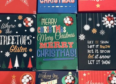 Holiday Sweeting Cards