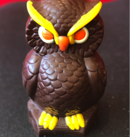 Chocosina Easter Large Filled Owl - 320g