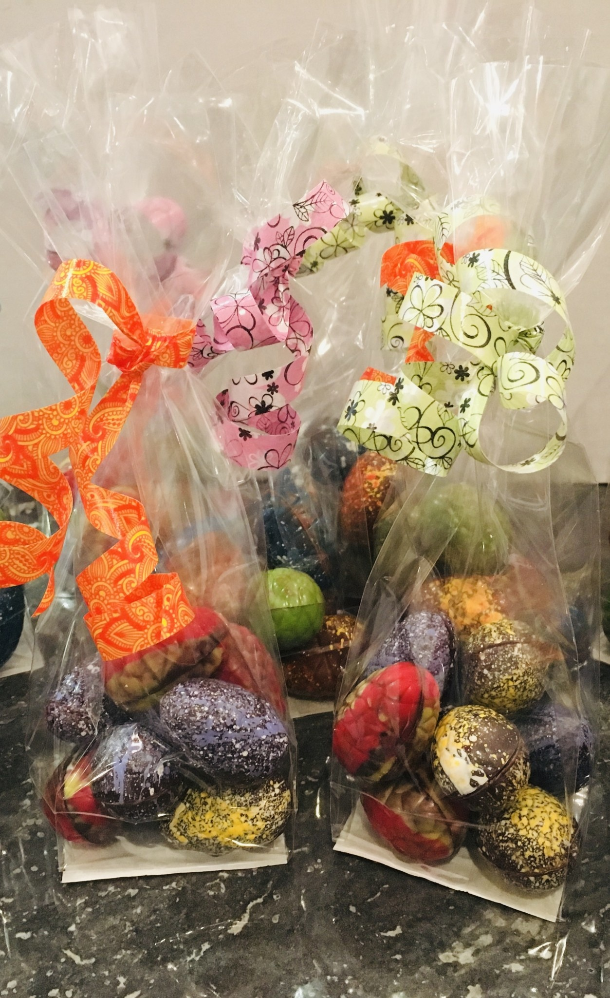 Easter Filled Eggs - 40g