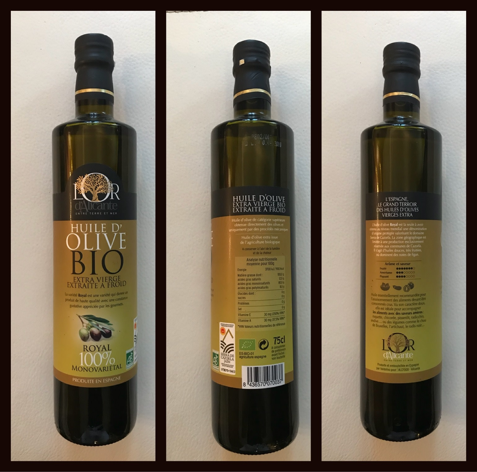 Olive Oil 100% Royal BIO