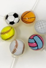 2D Sports Assorted Lollipops