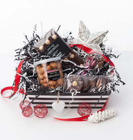 Chocosina Temptation Basket