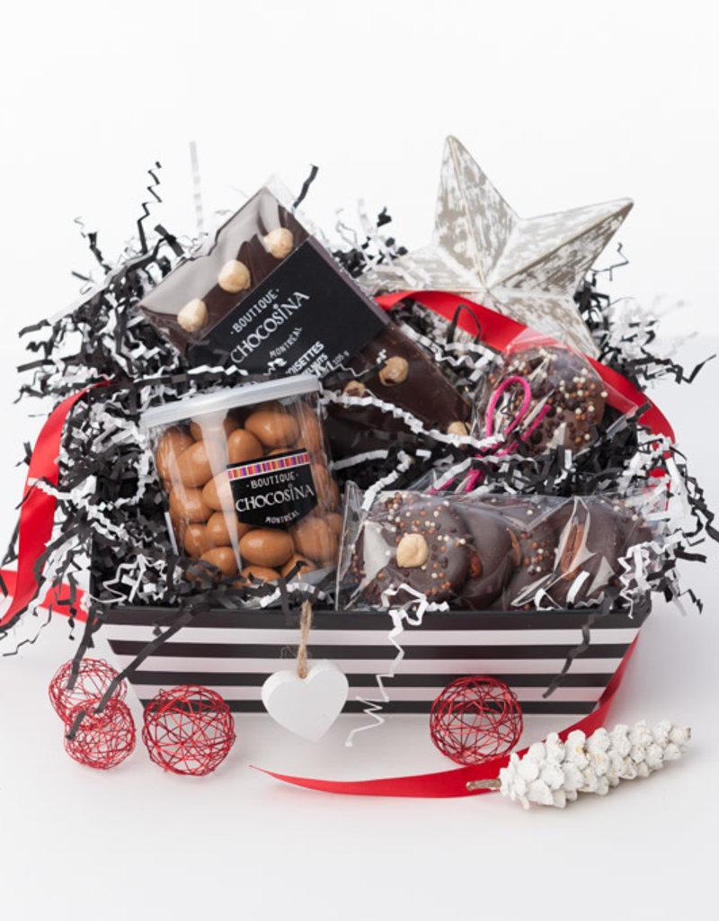 Chocosina Temptation Basket