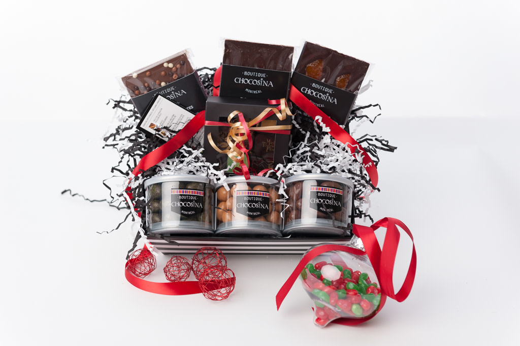 Chocolate Team Basket