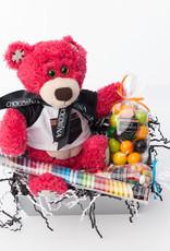 Sweet Teddy Basket