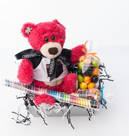 Sweet Teddy Basket