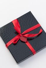Ebony Croco Illusion Box