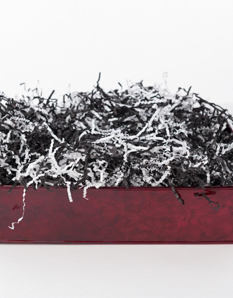 Panier Métal Rouge Tableau Noir