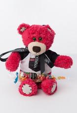 Plush Red Tender Teddy