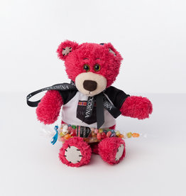 Ourson Rouge Tender Teddy