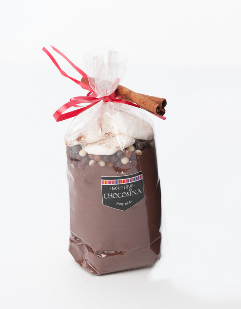 Artisanal hot chocolate mix - 275g