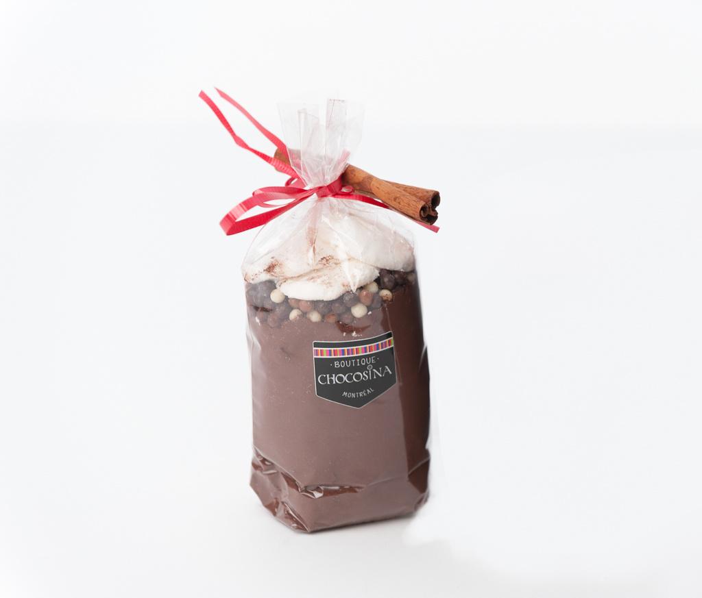 Artisanal hot chocolate mix - 275g