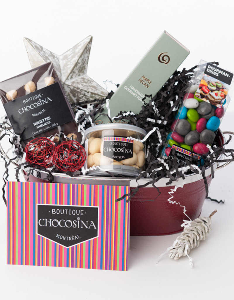 Holiday Tasters Basket