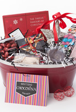 Chocolate Festive Basket