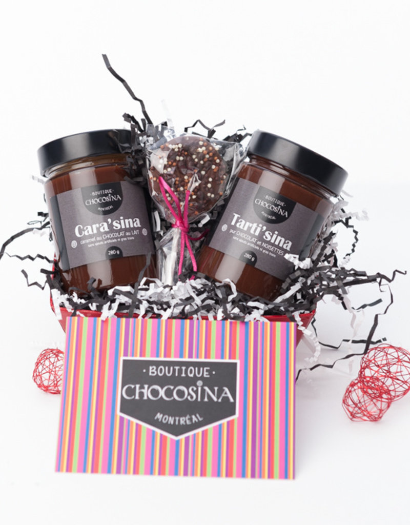 Artisanal Chocolate Spreads